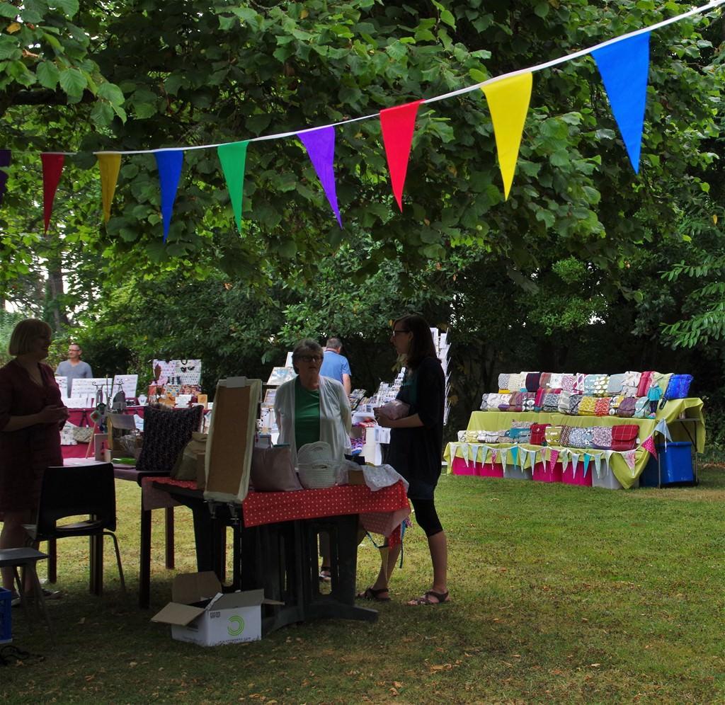 Garden Party August 2018